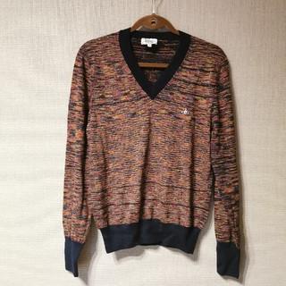ヴィヴィアンウエストウッド(Vivienne Westwood)のヴィヴィアンウエストウッド 春秋 セーター サイズ44(ニット/セーター)