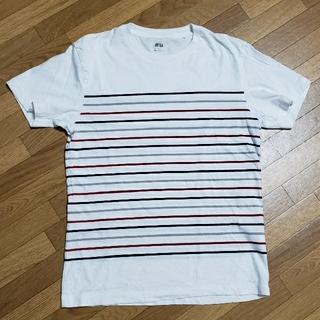 UNIQLO - UNIQLOボーダーTシャツ
