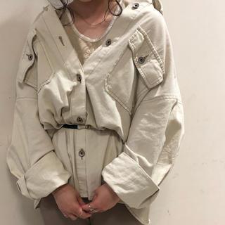 w closet - w closet❤︎ビッグシャツ羽織り