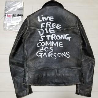 COMME des GARCONS - COMME des GARCONS LEWIS LEATHERS ライトニング