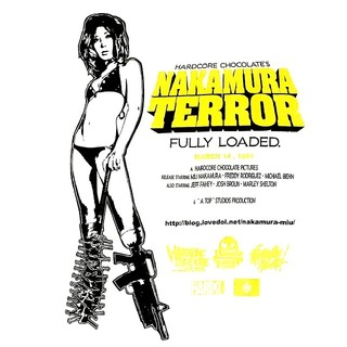 ハードコアチョコレート(HARDCORE CHOCOLATE)のハードコアチョコレート 中村みう NAKAMURA TERROR Tシャツ (Tシャツ/カットソー(半袖/袖なし))