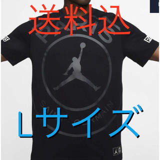 NIKE -  jordan psg Tシャツ サークルロゴ L