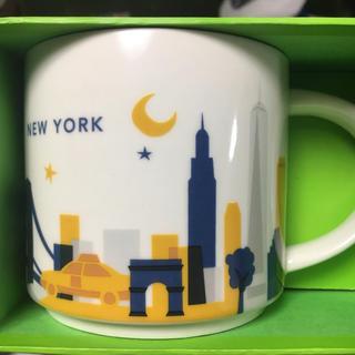 スターバックスコーヒー(Starbucks Coffee)のスタバ  マグカップ  NEWYORK(マグカップ)