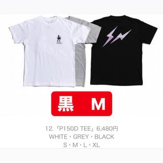 FRAGMENT - fragment ポケモン tee 黒M