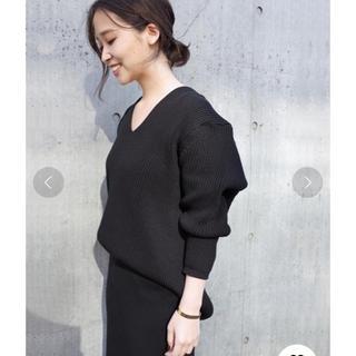 DEUXIEME CLASSE - ドゥーズィエムクラス★新品タグ付き★MALUアゼVプルオーバー