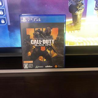 PlayStation4 - BO4 コールオブデューティ ブラックオプス