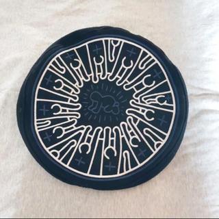 SLY - SLY×キースへリングコラボベレー帽 Keith Haring