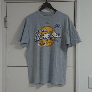 adidas アディダス Tシャツ NBAバスケ レイカーズ