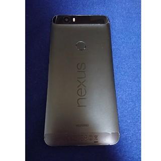 【バッテリー交換済み】nexus6P 32G SIMフリー