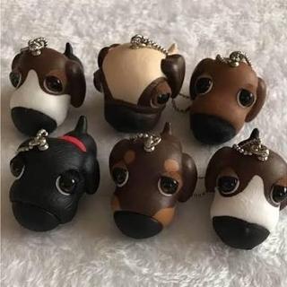 【新品】THE DOG 6個セット キーホルダー