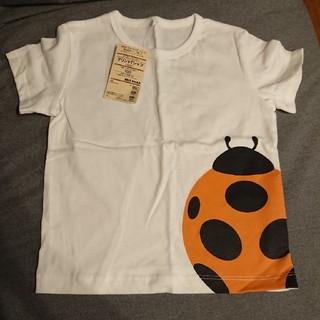 ムジルシリョウヒン(MUJI (無印良品))の無印良品 Tシャツ 100 (Tシャツ/カットソー)