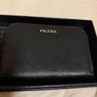 プラダ(PRADA)のプラダPRADA財布小銭ケースカードケース(コインケース/小銭入れ)
