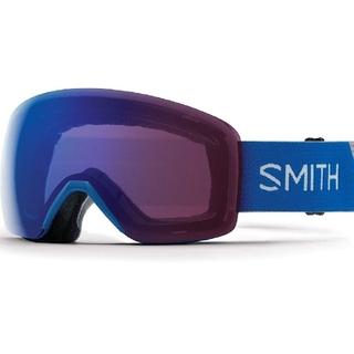 SMITH - 【新品】SMITH SKYLINE スノーゴーグル 調光レンズ 2019  青
