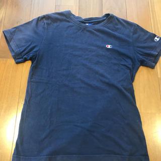 チャンピオン(Champion)のchampion チャンピオン Tシャツ 160 ネイビー(Tシャツ/カットソー)