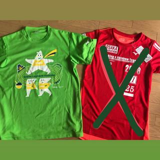 MIZUNO - 2018大阪マラソンTシャツ