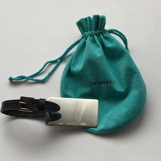 ティファニー(Tiffany & Co.)の新品 未使用 ティファニー シルバー925 ネームタグ(その他)