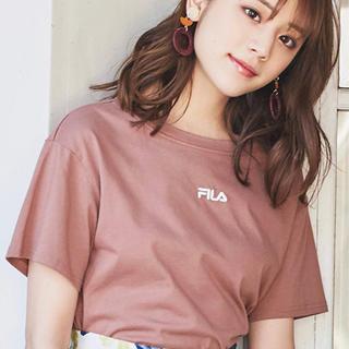 MERCURYDUO - チビ刺繍Tシャツ
