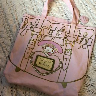 LIZ LISA - LIZLISA♡マイメロコラボトートバッグ