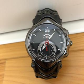 オークリー(Oakley)の本日限定!60,000円→30,000円!激レア!OAKLEY 腕時計 (腕時計(アナログ))