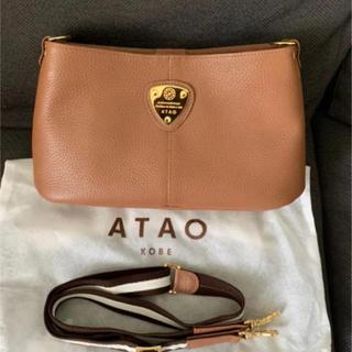 ATAO - ATAO チヴィ ココアカラー バッグ 未使用♡
