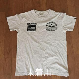 ALPHA INDUSTRIES - お値下げ 1880→1680  アルファインダストーリズ Tシャツ