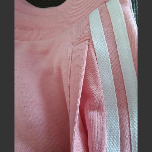 adidas(アディダス)のadidas originals トラックパンツ キッズ/ベビー/マタニティのキッズ服 女の子用(90cm~)(パンツ/スパッツ)の商品写真