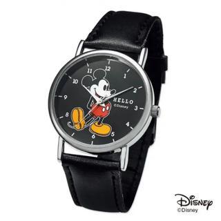 Disney - 新品♡mini ミニ 6月号 付録❤ミッキーマウス 腕時計