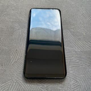 ギャラクシー(Galaxy)のGalaxy S8+ Black 64 GB au(スマートフォン本体)