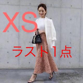 ZARA - ZARA ザラ ギピュールレーススカート XS 星玲奈