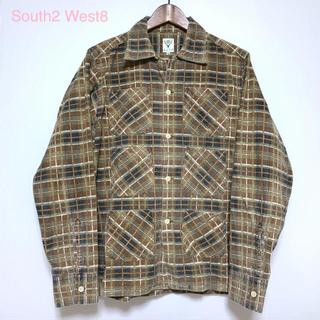 エスツーダブルエイト(S2W8)の◆極美品◆South2 West8◆定価¥20,000程度◆6ポケットシャツ◆M(シャツ)