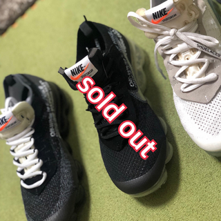 NIKE - THE TEN ヴェイパーマックス Off-White