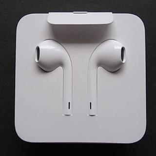Apple - iPhone 純正 イヤフォン 8