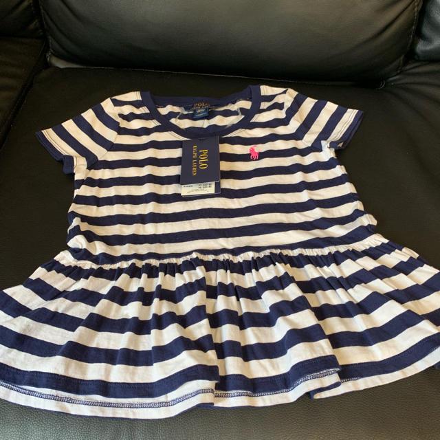 POLO RALPH LAUREN(ポロラルフローレン)のラルフローレン  130 キッズ/ベビー/マタニティのキッズ服 女の子用(90cm~)(Tシャツ/カットソー)の商品写真