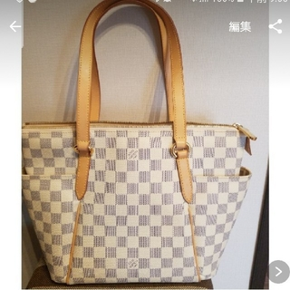 LOUIS VUITTON - 美品》LOUIS VUITTON ルイヴィトン アズール トータリーPM