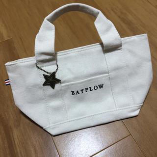 ベイフロー(BAYFLOW)のBAYFLOW☆ハンドバッグ(トートバッグ)