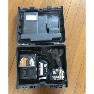 日立 - 日立 電動ドライバー インパクト 18V ソケットセット