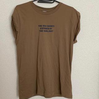 マウジー(moussy)のTシャツ(Tシャツ(半袖/袖なし))