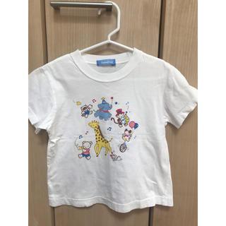 familiar - ファミリア 120㎝ 男女兼用 ファミちゃん Tシャツ 送料無料