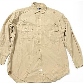 ラルフローレン(Ralph Lauren)の◆polo by Ralph Lauren◆sizeM casual shirt(シャツ)