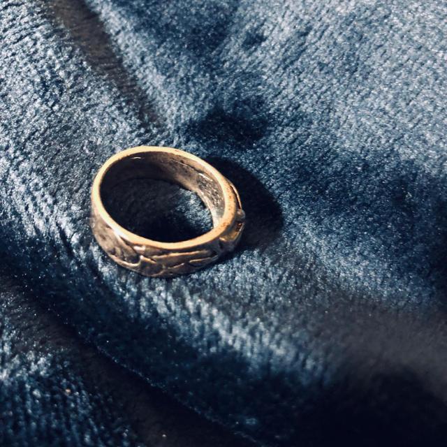 リング シルバー メンズのアクセサリー(リング(指輪))の商品写真