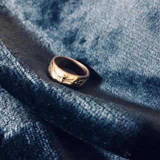 リング シルバー(リング(指輪))