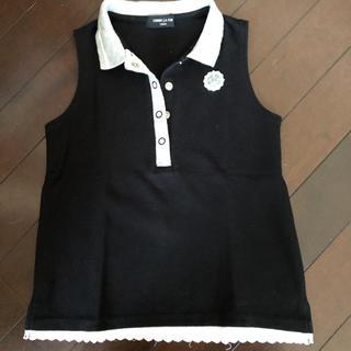 コムサイズム(COMME CA ISM)のコムサイズムノースリーブ130(Tシャツ/カットソー)