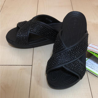 crocs - クロックス スローン エンべリッシュドXストラップ⭐︎お値下げ不可残りわずか