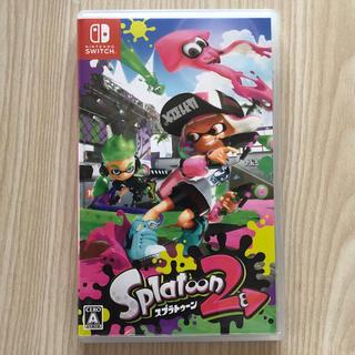 Nintendo Switch - スプラトゥーン2 switch ソフト