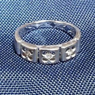 指輪 ダイヤ 18k(リング(指輪))