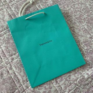 ティファニー(Tiffany & Co.)の新品 ティファニー 紙袋 (ショップ袋)