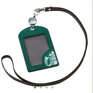 Starbucks Coffee - 台湾STARBUCKS限定 パスケース 定期入れ 即購入OK