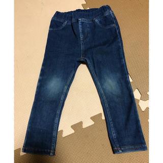ムジルシリョウヒン(MUJI (無印良品))の無印良品 ズボン 90cm(パンツ/スパッツ)