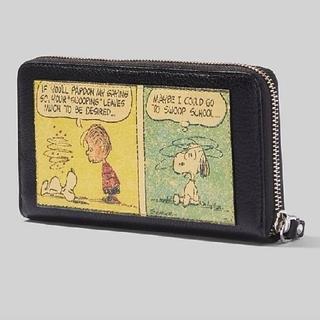 マークジェイコブス(MARC JACOBS)のスヌーピー コラボ 長財布 マークジェイコブス  (財布)