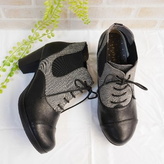 ジエンポリアム(THE EMPORIUM)のアンクルブーツ THE EMPORIUM 24.5cm Lサイズ(ブーツ)